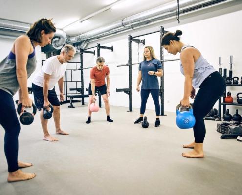 gruppentraining fitness wien