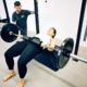 hip thruster fitnesstraining wien